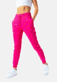 Hype - Tracksuit bottoms - pink - 7