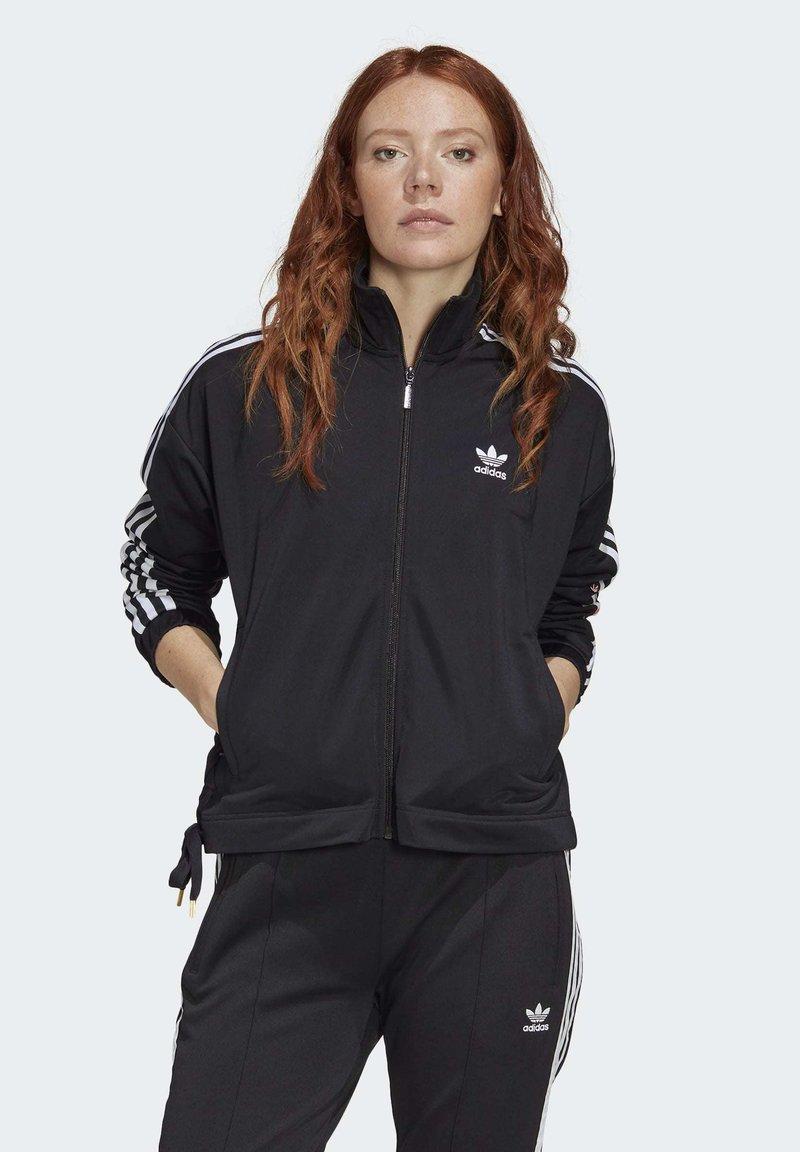 adidas Originals - TRACK TOP - Treningsjakke - black