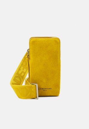 SLING - Bum bag - cream gold