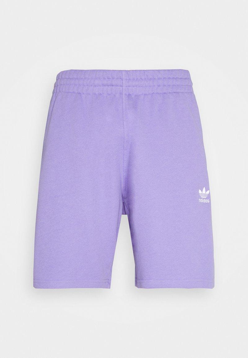 adidas Originals - ESSENTIAL UNISEX - Short - light purple
