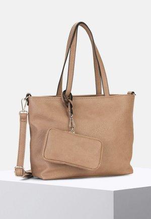 SURPRISE - Shopping bag - taupe