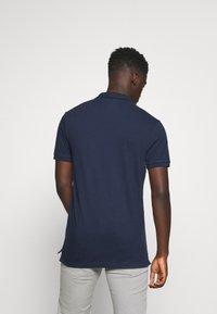 GAP - LOGO 2 PACK - Polo shirt - white/navy - 2