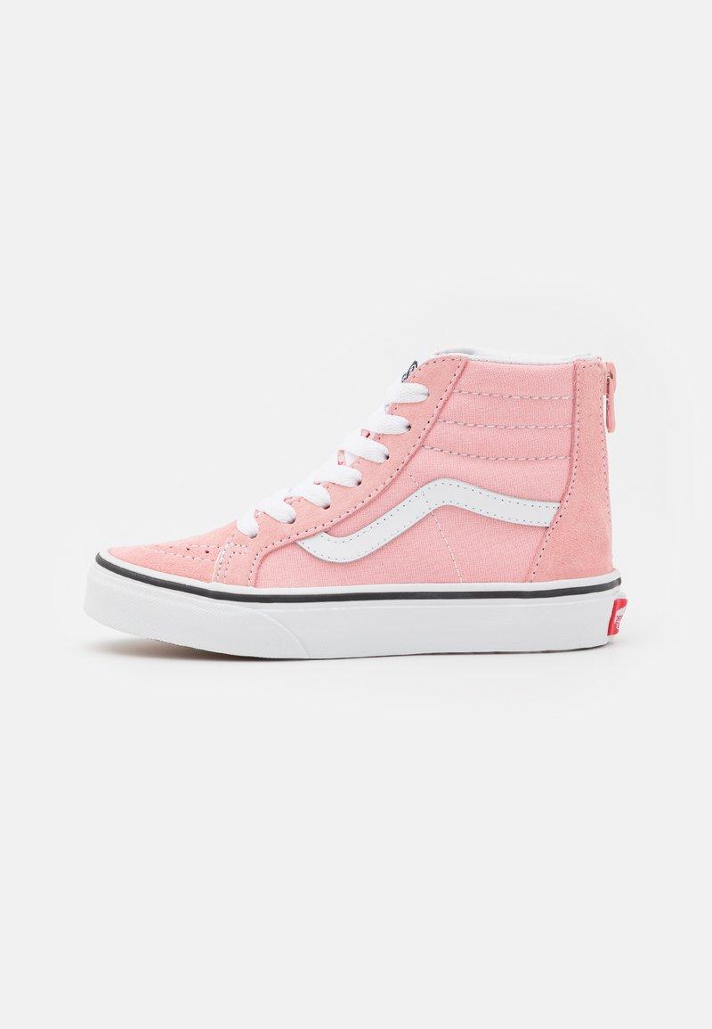 Vans - SK8 ZIP - High-top trainers - powder pink/true white