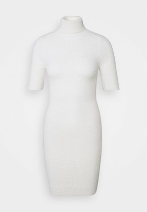 CHARLES - Shift dress - cream