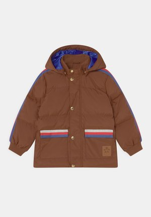 PICO PUFFER UNISEX - Winter coat - brown