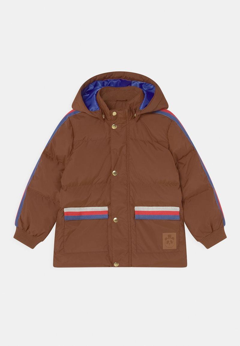 Mini Rodini - PICO PUFFER UNISEX - Winter coat - brown