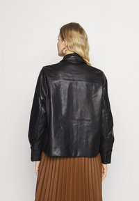 Carin Wester - INDOOR STANTON  - Faux leather jacket - black - 2