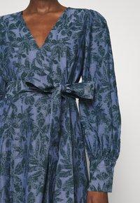 IVY & OAK - PAPAYA - Cocktail dress / Party dress - aegean blue - 5