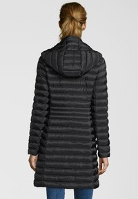 No.1 Como - STEPPMANTEL OSLO - Winter coat - black - 1