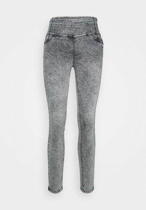 Jeans Skinny Fit - acid grey wash