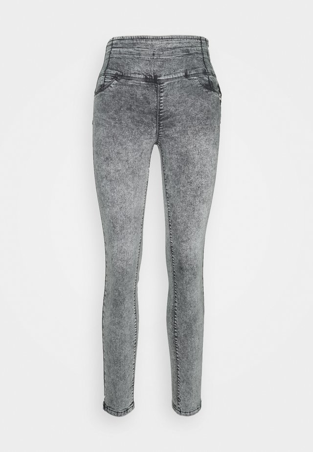Jeans Skinny Fit - acid grey wash