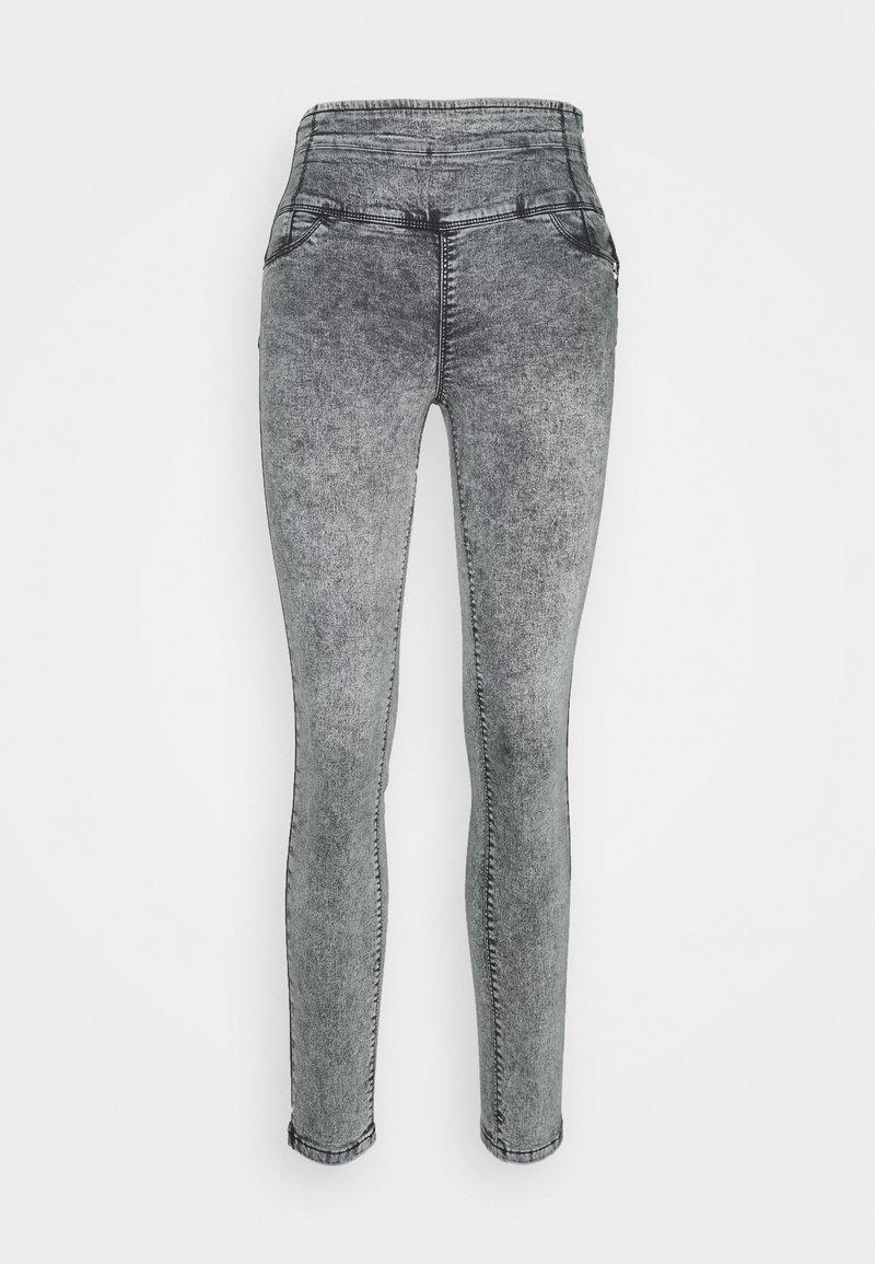 Patrizia Pepe - Jeans Skinny Fit - acid grey wash