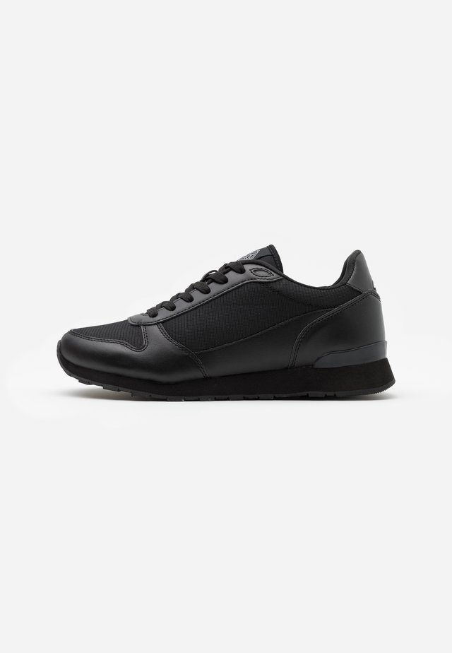 ECHELON - Sneakersy niskie - black