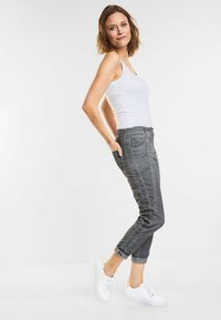 Cecil - NEW YORK - Trousers - grau - 1