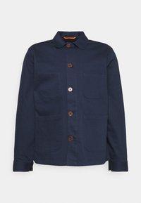 STATION JACKET - Summer jacket - ensign blue