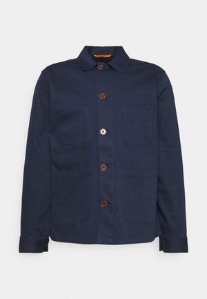 STATION JACKET - Korte jassen - ensign blue