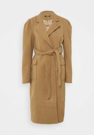 ADELE - Classic coat - camel