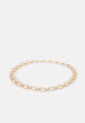 PCZERNISH CHAIN WAIST BELT - Waist belt - gold color