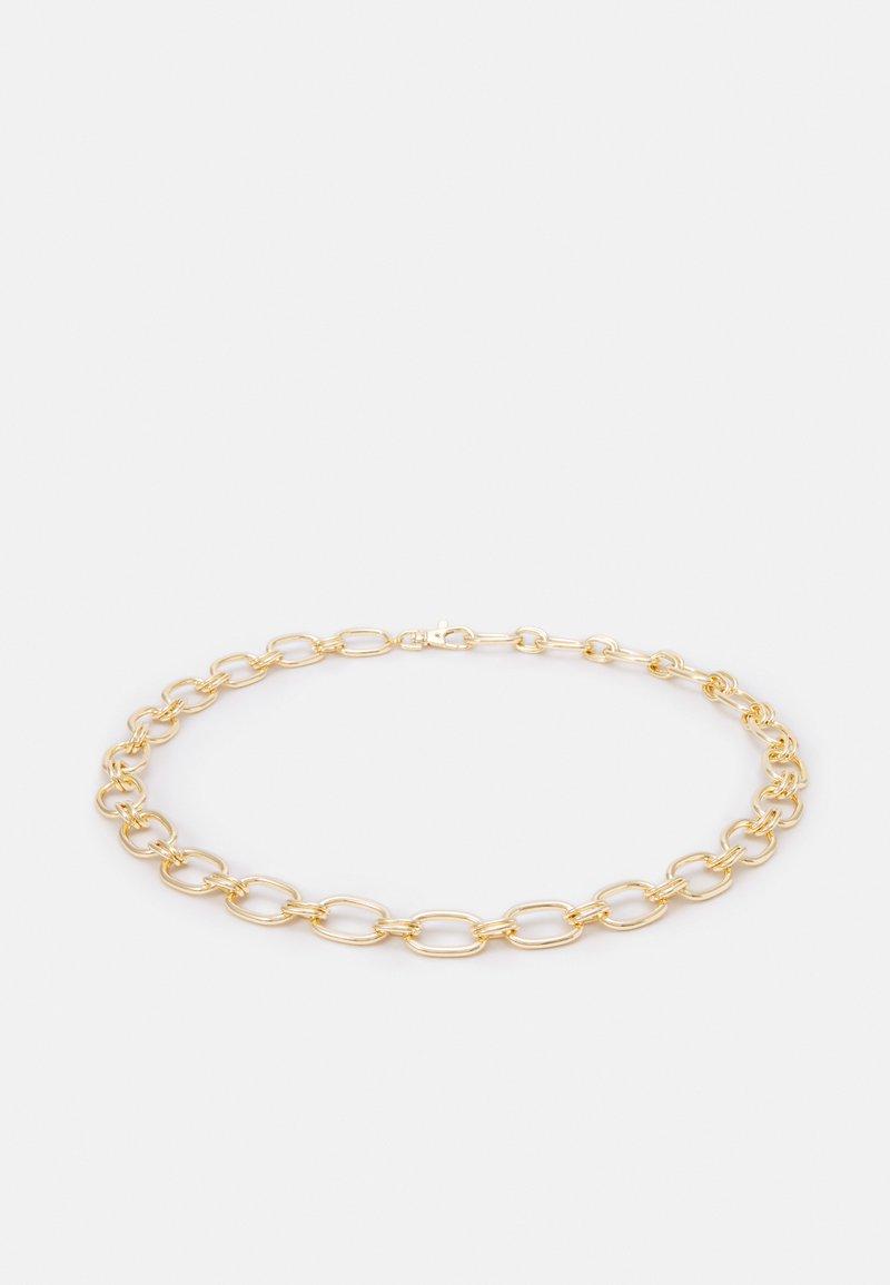 Pieces - PCZERNISH CHAIN WAIST BELT - Waist belt - gold color