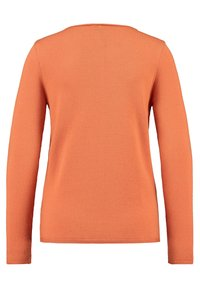 Key Largo - Long sleeved top - burned orange - 6