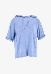 Opus - Long sleeved top - blau - 0