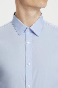 Matinique - ROBO  - Shirt - chambrey blue - 3
