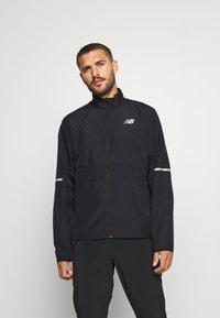 New Balance - ACCELERATE JACKET - Sports jacket - black - 2