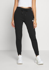 Diesel - VICTADIA TROUSERS - Tracksuit bottoms - black - 0
