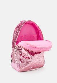 Name it - BAG SET - Rucksack - pink peacock - 2