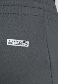 JAKO - TRAININGSSHORT PREMIUM - Sports shorts - anthra light - 5