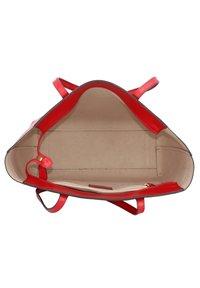 The Bridge - GUELFA - Tote bag - red - 4