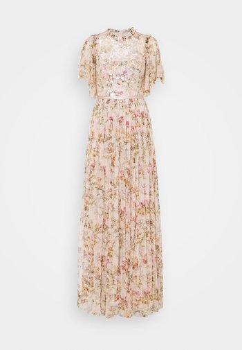 HONESTY GARLAND BODICE GOWN - Festklänning - strawberry icing