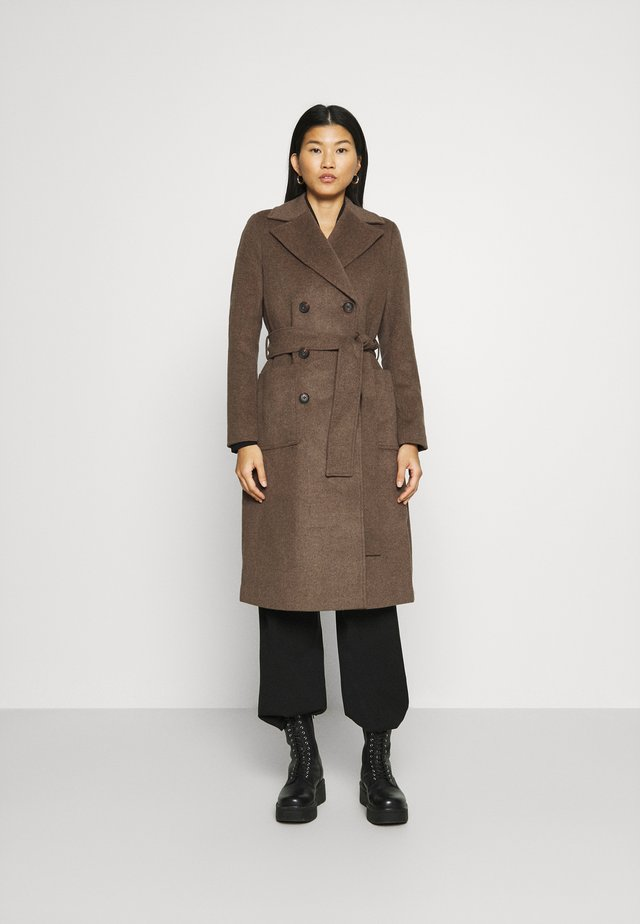 LORETTA COAT - Classic coat - winter oak melange