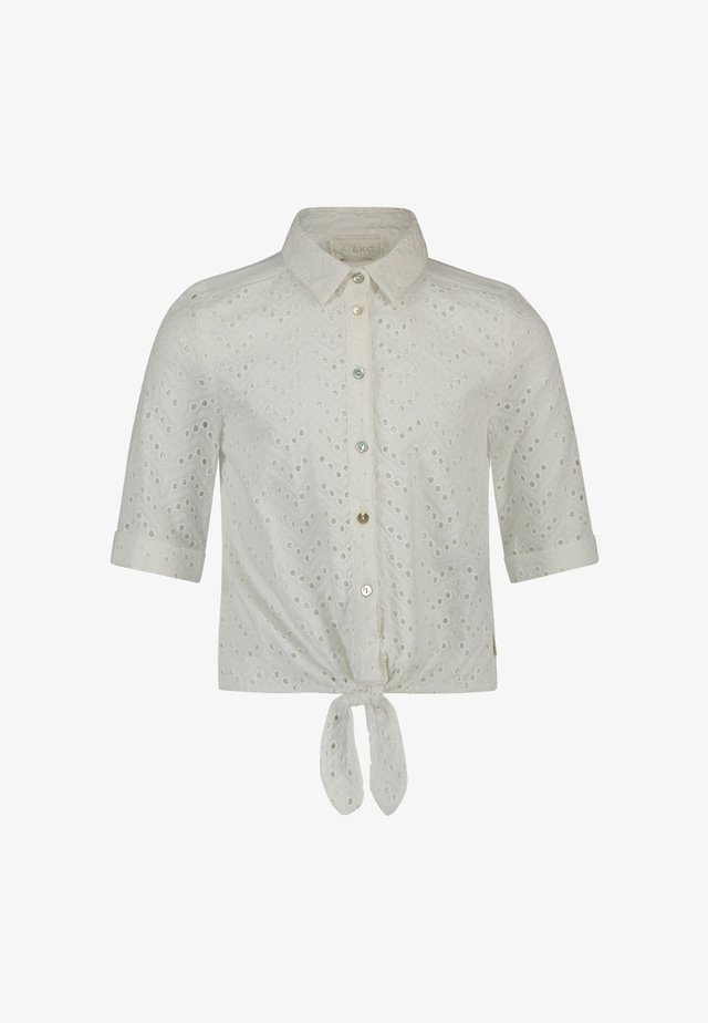 CYLI - Button-down blouse - wit
