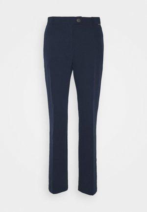 BYELINOR FLARE PANTS - Pantalones - peacoat