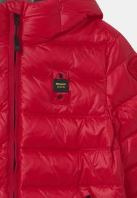 Blauer - IMPERMEABILE TRENCH LUNGHI - Down coat - red - 2