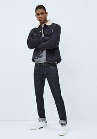 Pepe Jeans - PINNER DLX - Winterjas - deepsea blau - 1