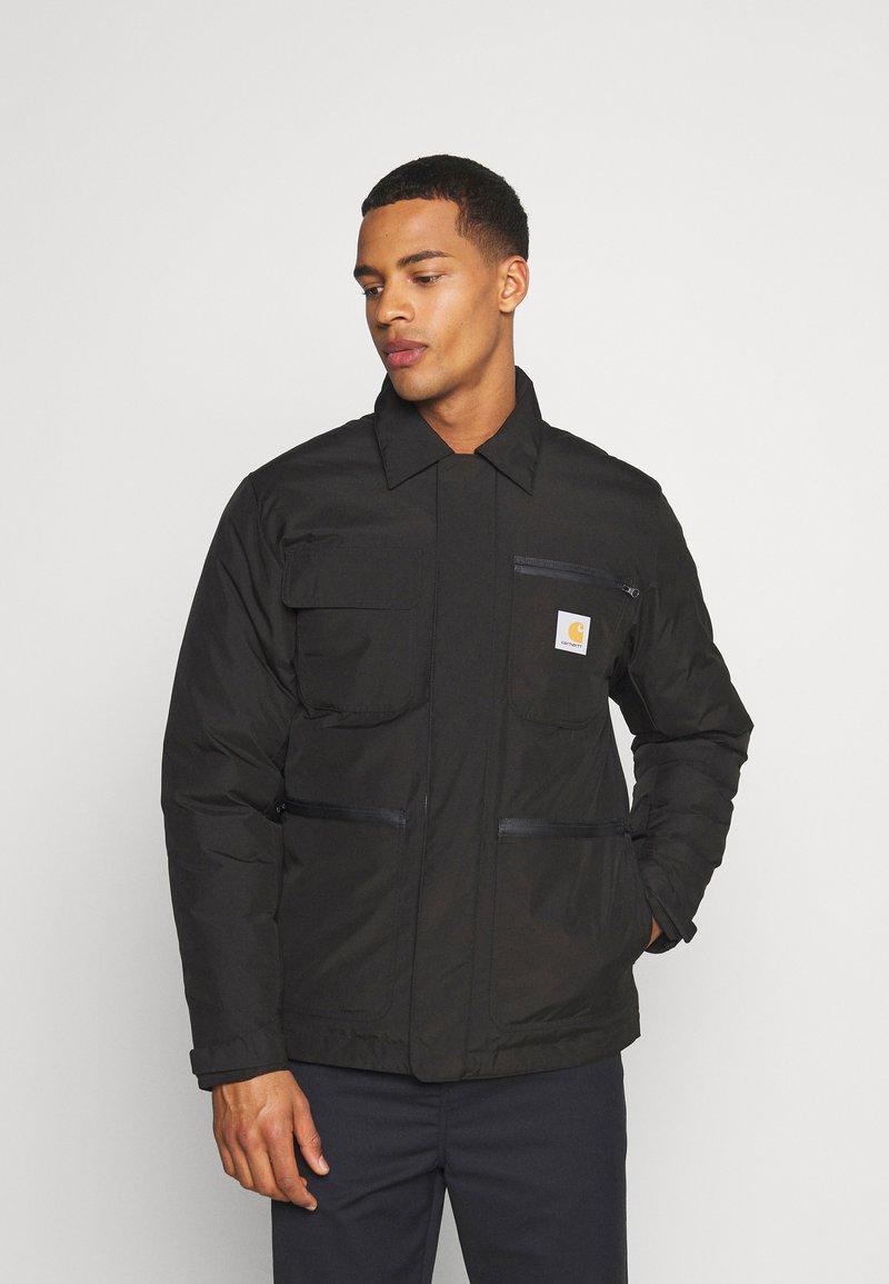 Carhartt WIP - GORE TEX MICHIGAN COAT - Light jacket - black
