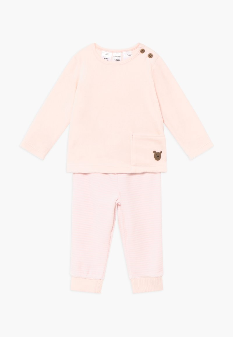 Carter's - BABY SET - Sweatshirt - pink