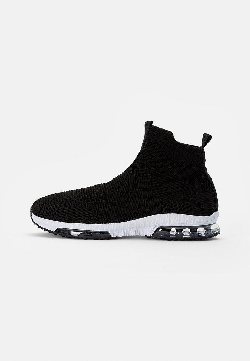 YOURTURN - Sneakers alte - black