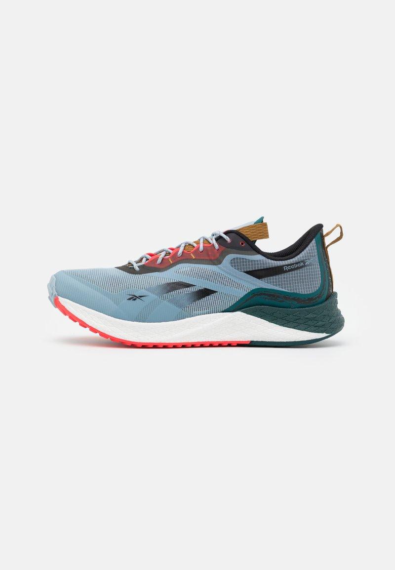 Reebok - FLOATRIDE ENERGY 3.0 ADVENTURE - Zapatillas de trail running - gable grey/midnight pine/neon cherry