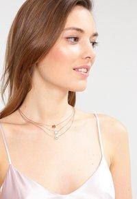 Emporio Armani - Necklace - rose gold-coloured - 0