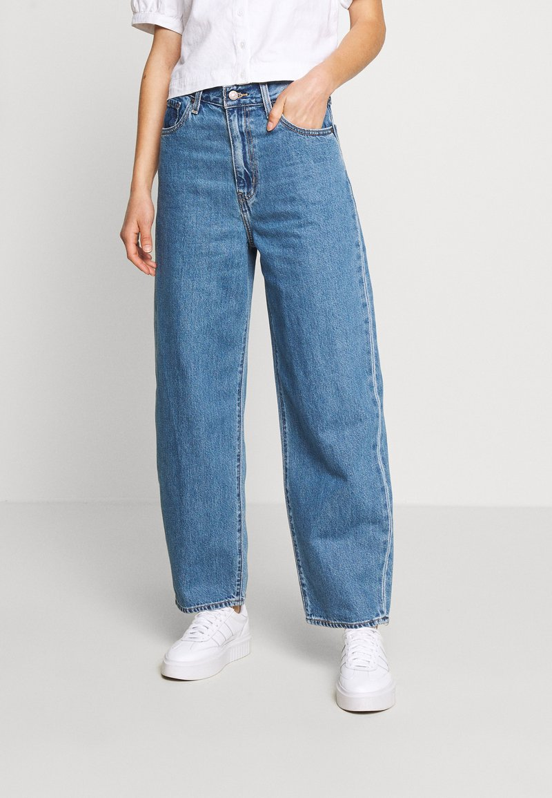 Levi's® - BALLOON LEG - Relaxed fit jeans - antigravity