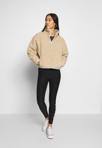Levi's® - SLOANE SHERPA - Sweat polaire - oyster gray - 1