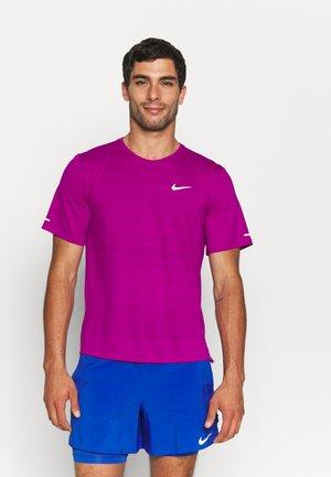 MILER  - T-shirts basic - red plum