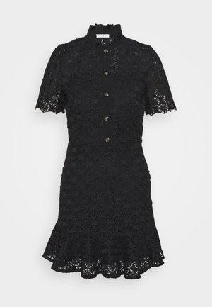 0FELIA - Shirt dress - noir