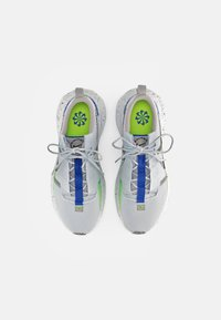 Nike Sportswear - CRATER IMPACT  - Sneakersy niskie - pure platinum/black-electric green-racer blue-college grey - 3