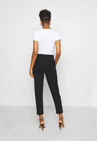 Even&Odd - Casual Trousers - Pantaloni - black - 2