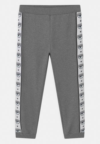 TAPE ID - Tracksuit bottoms - grey