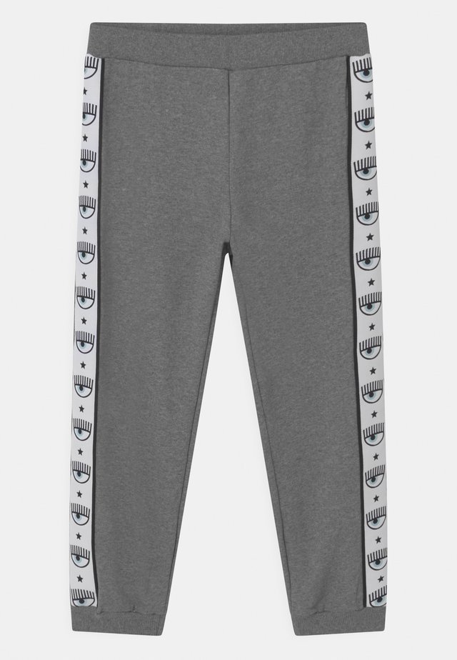 TAPE ID - Pantalon de survêtement - grey